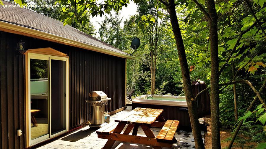 cottage rental Lanaudière, Notre-Dame-de-la-Merci (pic-2)