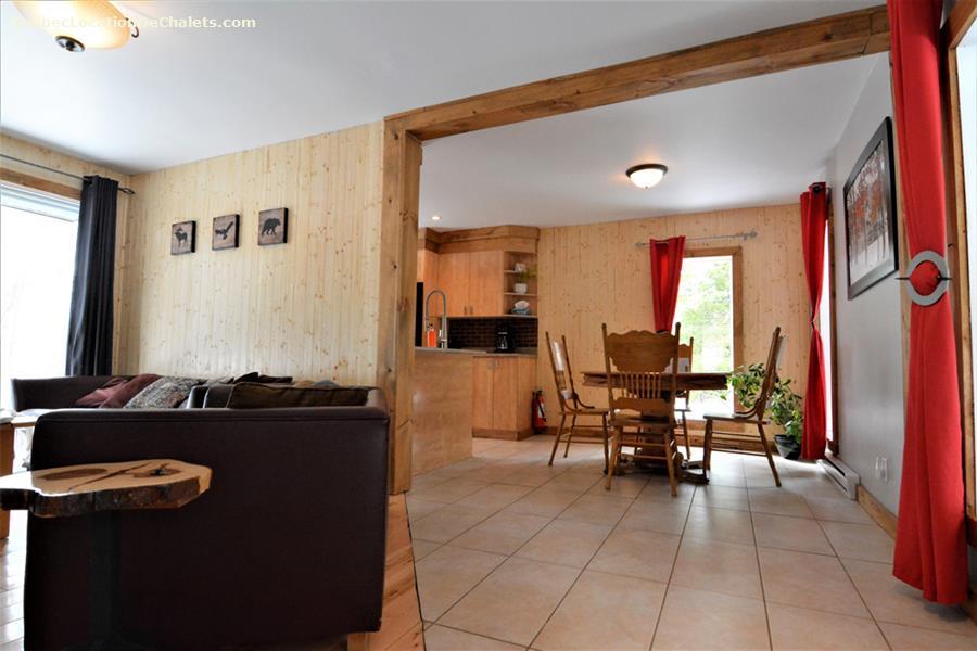 cottage rental Lanaudière, Notre-Dame-de-la-Merci (pic-6)