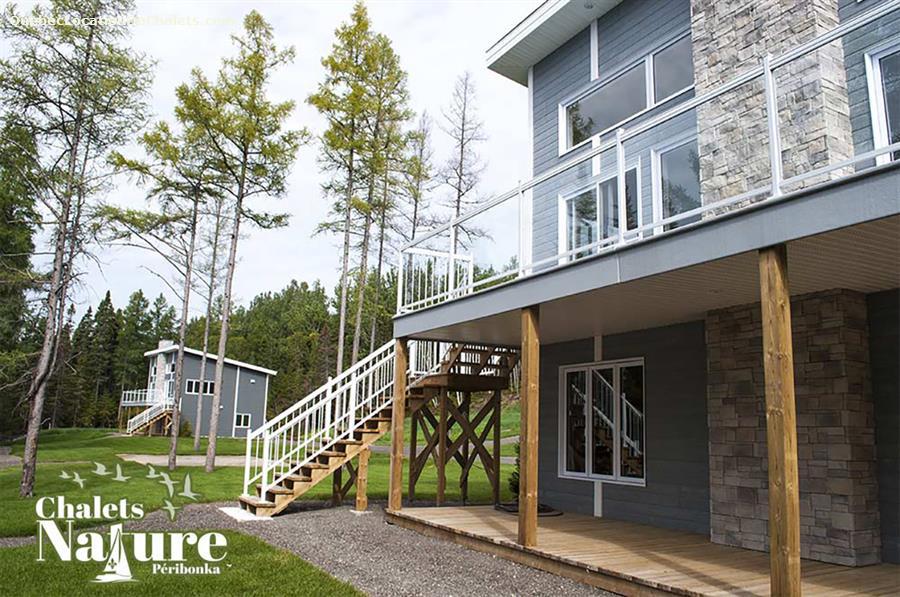 chalet à louer Saguenay-Lac-St-Jean, Péribonka (pic-1)