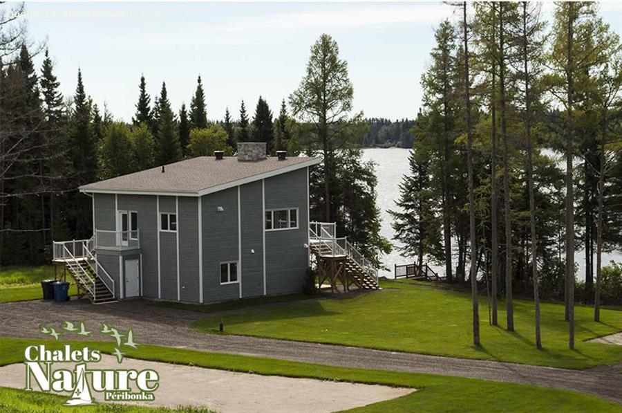 chalet à louer Saguenay-Lac-St-Jean, Péribonka (pic-2)