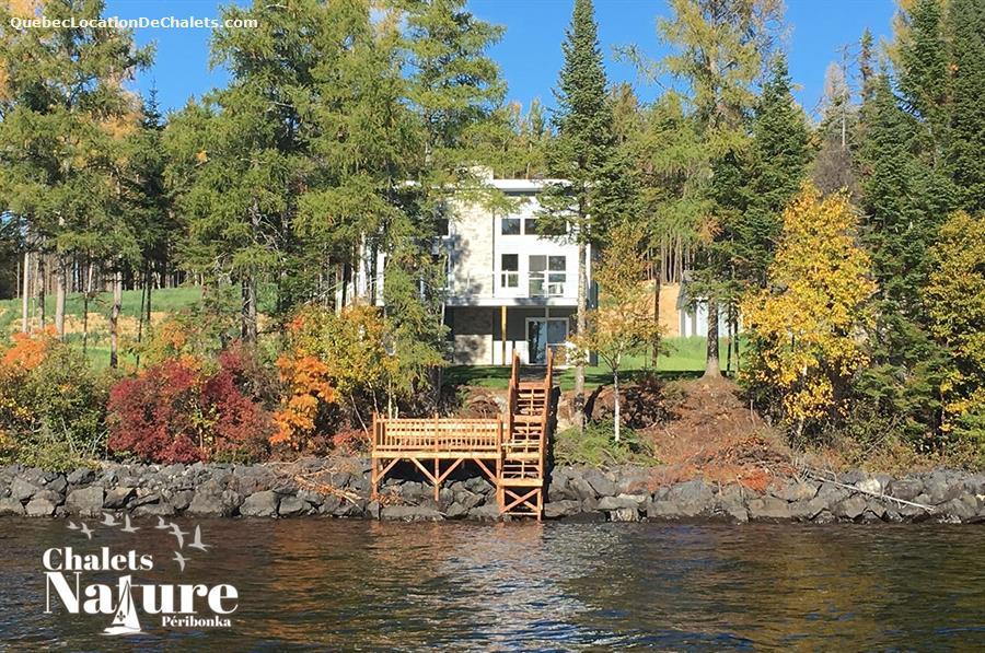 chalet à louer Saguenay-Lac-St-Jean, Péribonka (pic-4)