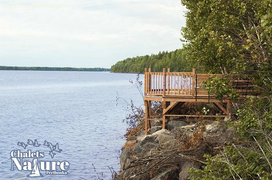 chalet à louer Saguenay-Lac-St-Jean, Péribonka (pic-5)