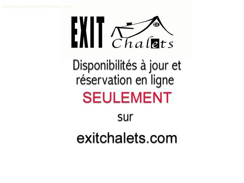 chalet à louer Laurentides, Sainte-Adèle (pic-3)