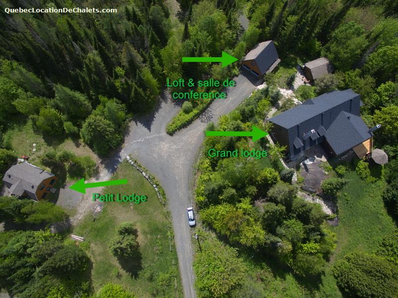 chalet à louer Laurentides, Morin-Heights  (pic-12)