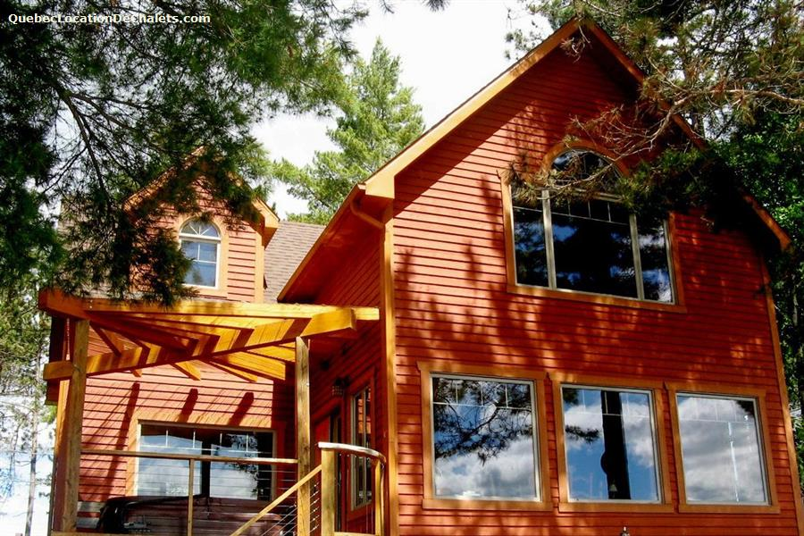 cottage rental Chaudière Appalaches, Beaulac-Garthby (pic-1)