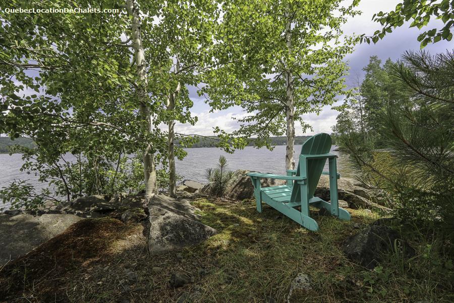chalet à louer Chaudière Appalaches, Lac-Etchemin (pic-2)