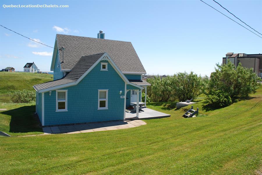cottage rental Îles-de-la-Madeleine, Havre-Aubert (pic-1)
