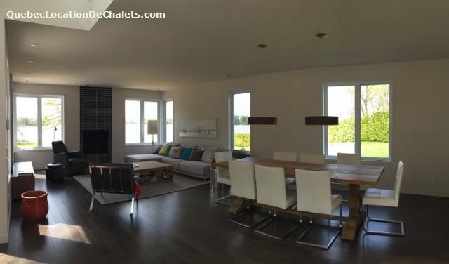 cottage rental Estrie/Cantons-de-l'est, Sainte-Catherine-de-Hatley (pic-11)