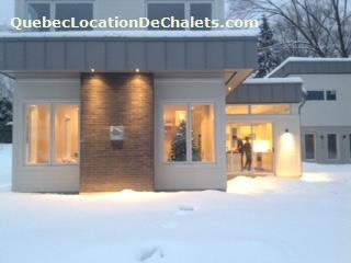 cottage rental Estrie/Cantons-de-l'est, Sainte-Catherine-de-Hatley (pic-2)