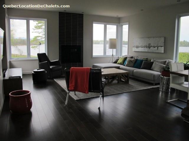 cottage rental Estrie/Cantons-de-l'est, Sainte-Catherine-de-Hatley (pic-5)