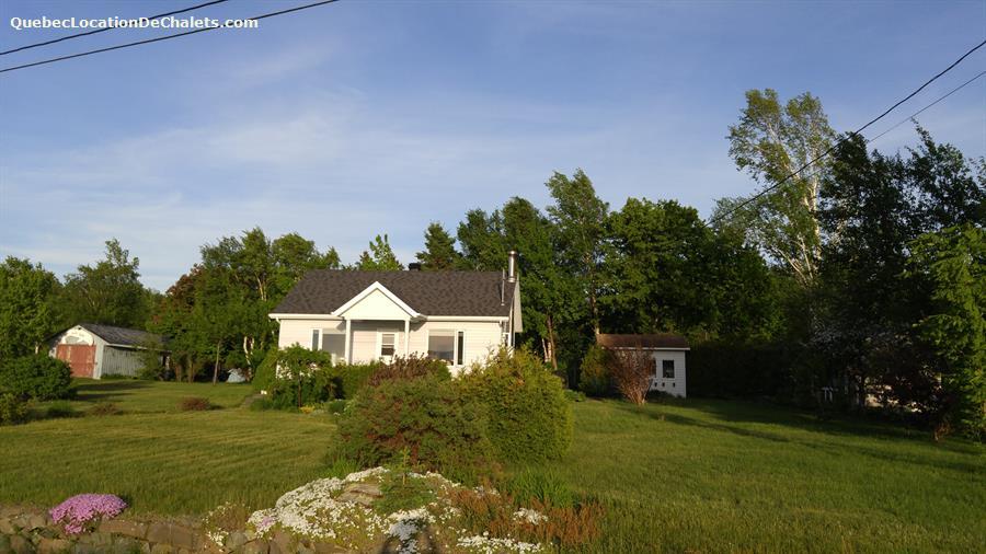 chalet à louer Bas Saint-Laurent, Rivière-Ouelle (pic-1)