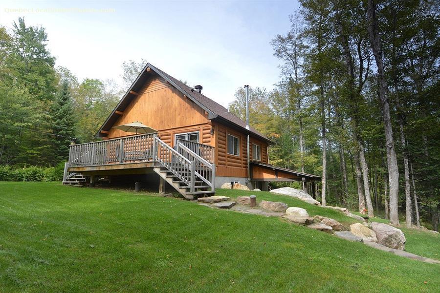 cottage rental Laurentides, Brownsburg-Chatham (pic-1)
