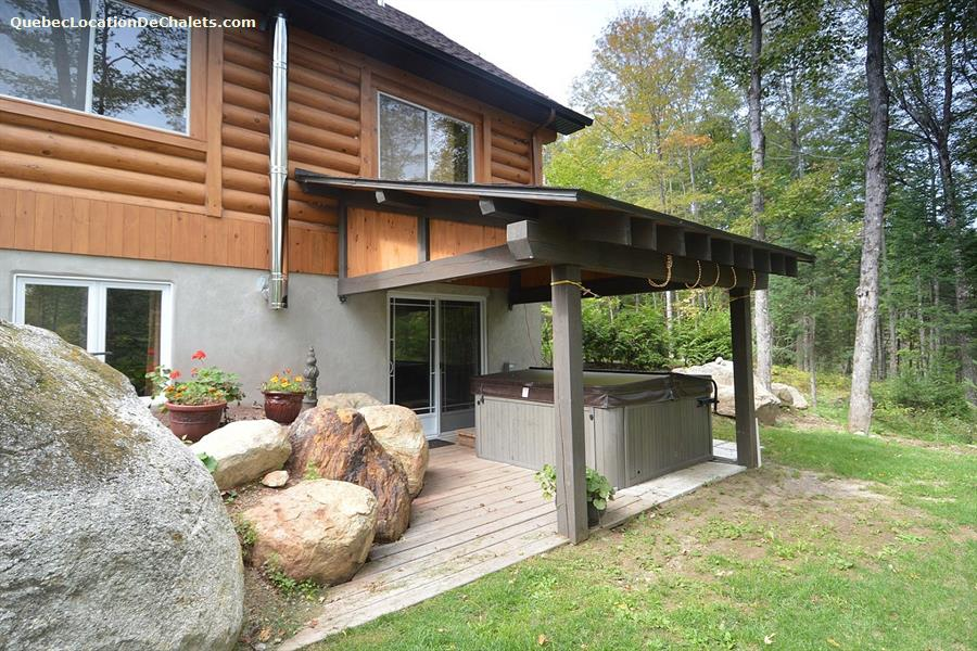 cottage rental Laurentides, Brownsburg-Chatham (pic-3)