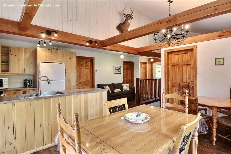 cottage rental Laurentides, Brownsburg-Chatham (pic-2)