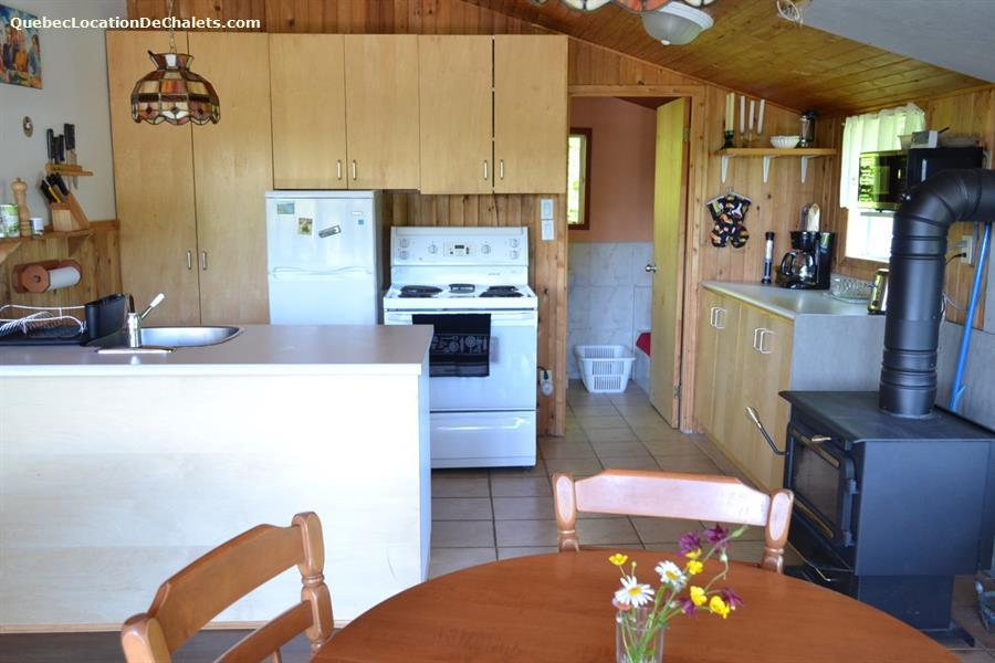 cottage rental Saguenay-Lac-St-Jean, Sainte-Rose-du-Nord (pic-3)
