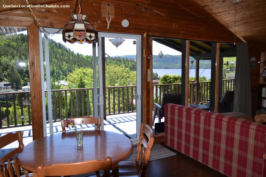 cottage rental Saguenay-Lac-St-Jean, Sainte-Rose-du-Nord (pic-4)