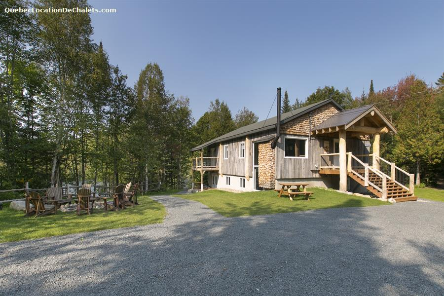 cottage rental Laurentides, Saint-Adolphe d'Howard (pic-11)