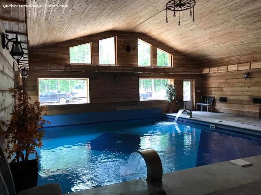 cottage rental Laurentides, Wentworth (pic-1)