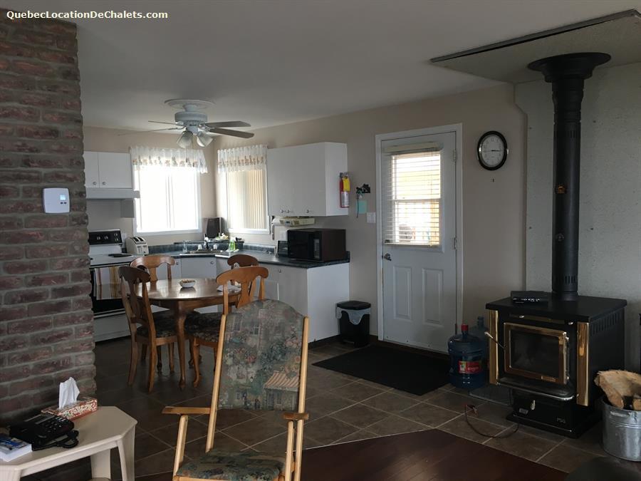 cottage rental Saguenay-Lac-St-Jean, Chambord (pic-5)
