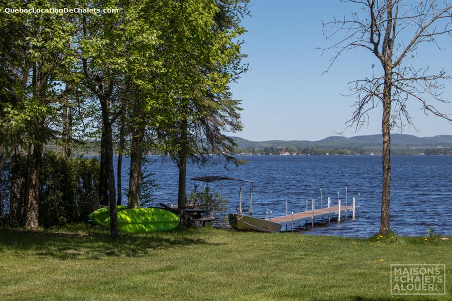 cottage rental Chaudière Appalaches, Beaulac-Garthby (pic-3)