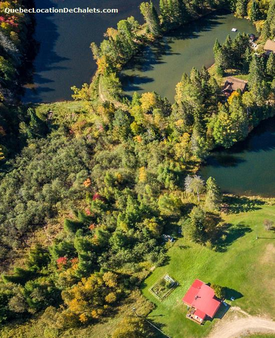 cottage rental Laurentides, Wentworth-Nord (pic-2)
