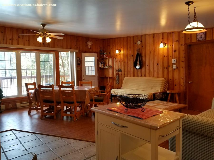 cottage rental Laurentides, Wentworth-Nord (pic-4)