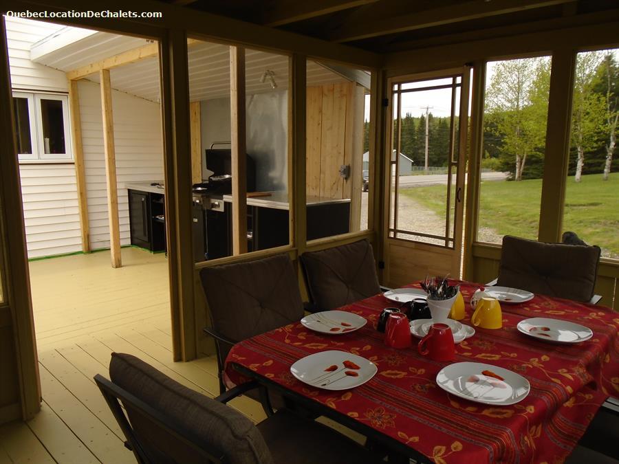 cottage rental Chaudière Appalaches, Saint-Paul de Montminy (pic-12)