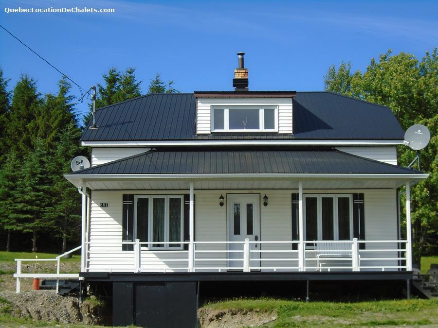 cottage rental Chaudière Appalaches, Saint-Paul de Montminy (pic-1)