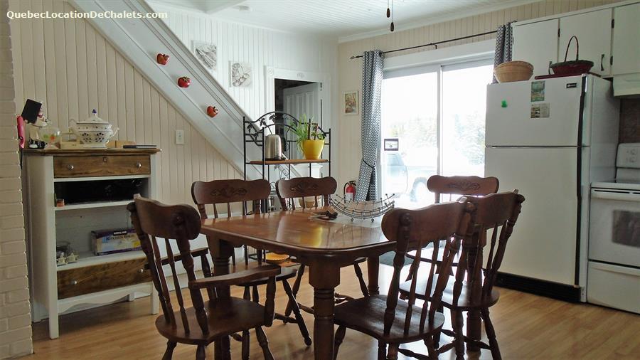 cottage rental Chaudière Appalaches, Saint-Paul de Montminy (pic-3)