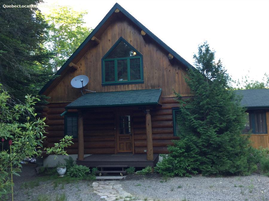 chalet à louer Lanaudière, Saint-Donat (pic-2)