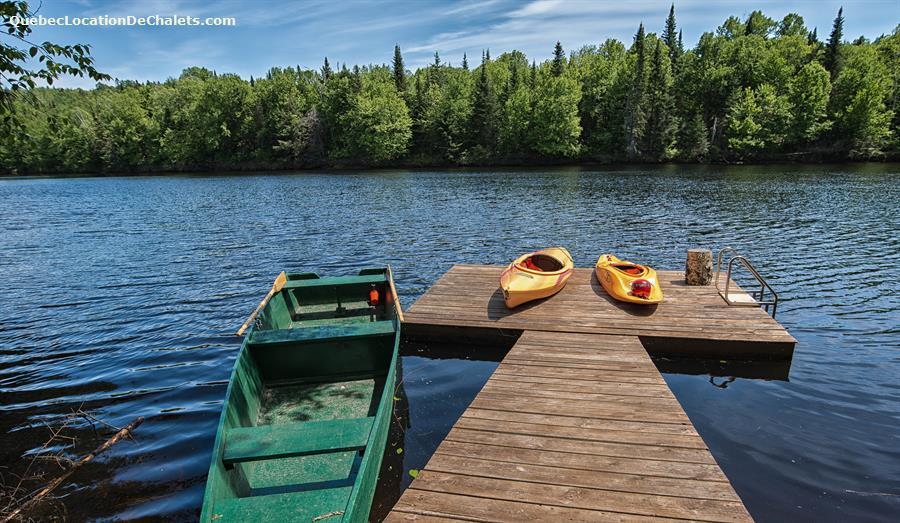 chalet à louer Mauricie, Lac-aux-Sables (pic-13)