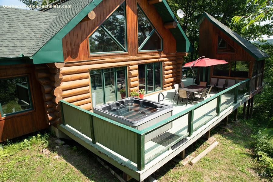 cottage rental Outaouais, Lac Simon (pic-1)