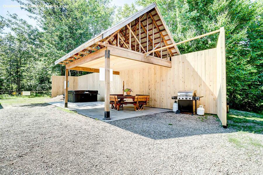 cottage rental Lanaudière, Mandeville (pic-12)