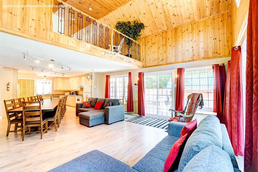 cottage rental Lanaudière, Mandeville (pic-10)