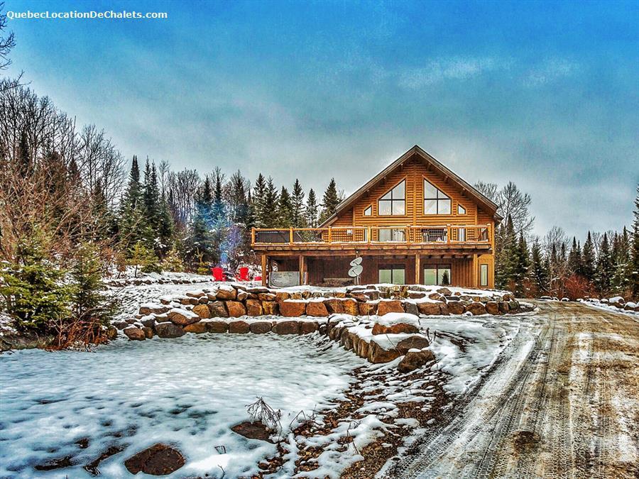 cottage rental Laurentides, Lac-Supérieur (pic-2)