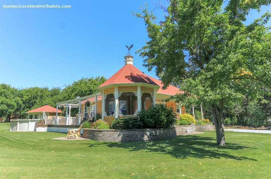 cottage rental Estrie/Cantons-de-l'est, Weedon (pic-2)