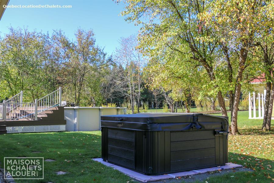 cottage rental Estrie/Cantons-de-l'est, Weedon (pic-4)
