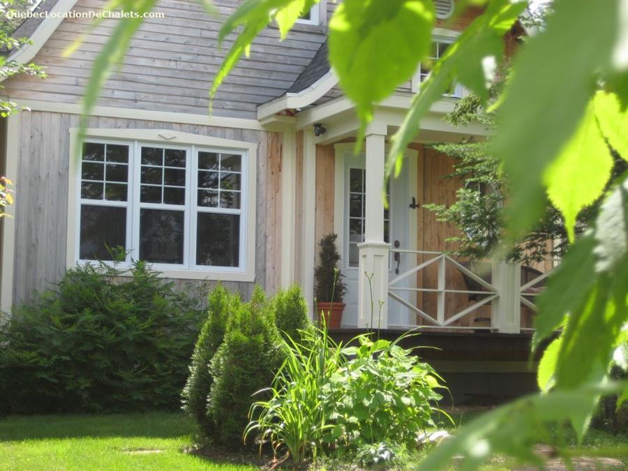 cottage rental Charlevoix, Saint-Aimé-des-Lacs (pic-1)