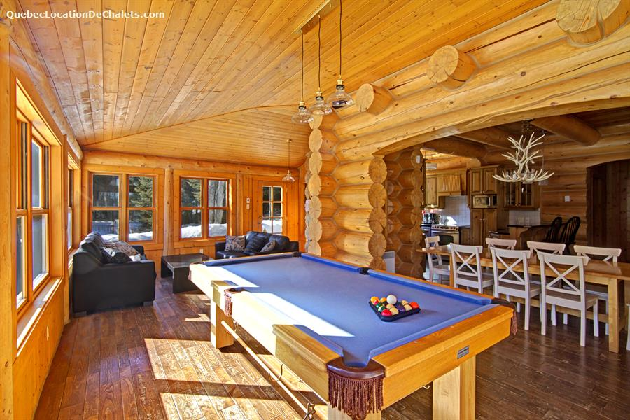 chalet à louer Laurentides, Morin-Heights  (pic-11)
