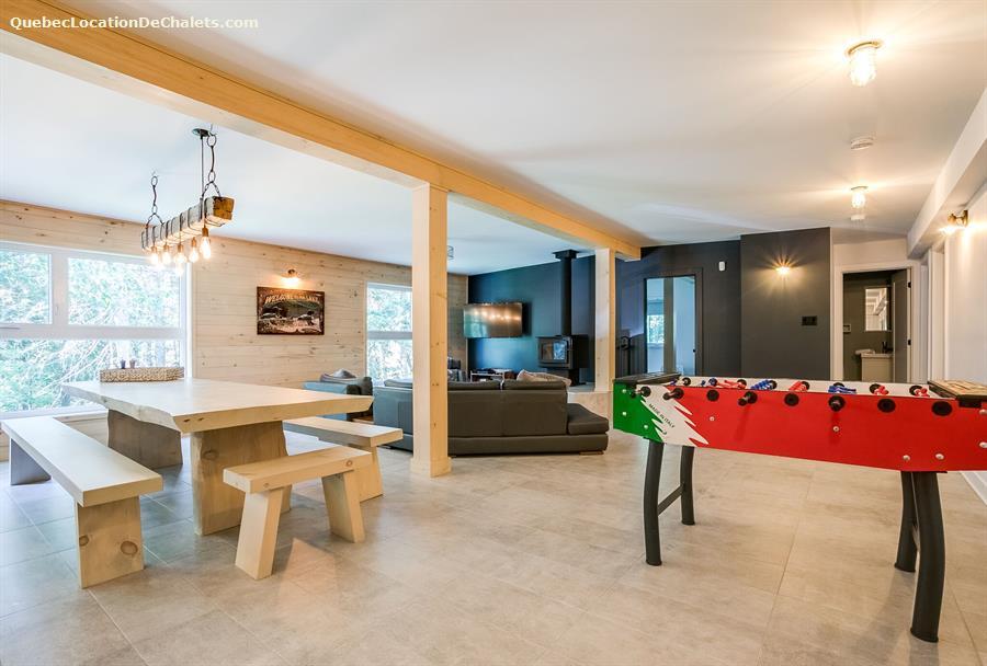 cottage rental Laurentides, Saint-Adolphe d'Howard (pic-5)