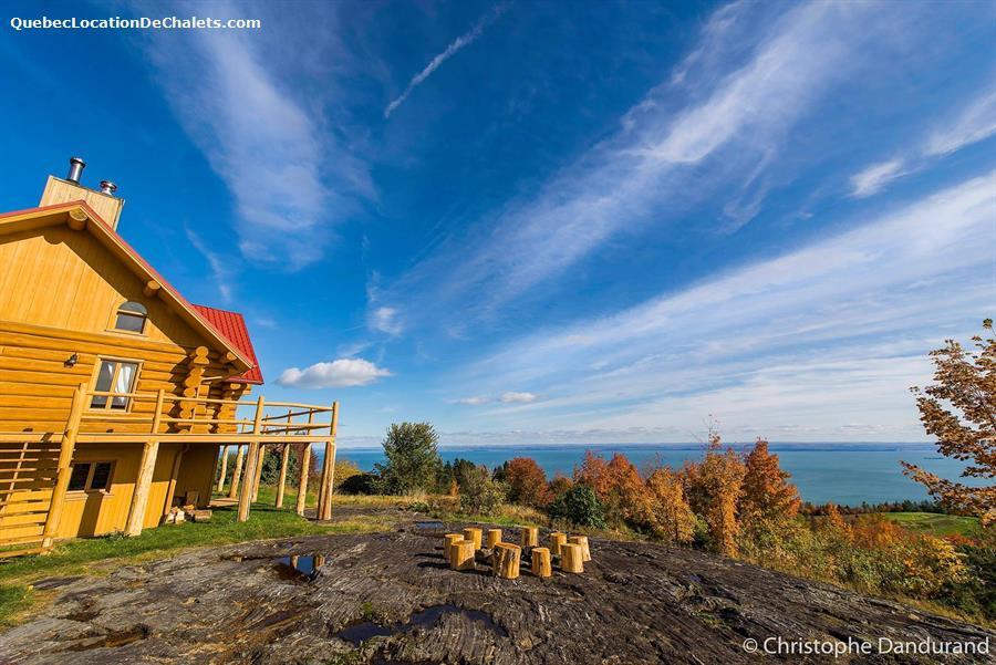 chalet à louer Charlevoix, La Malbaie (pic-1)