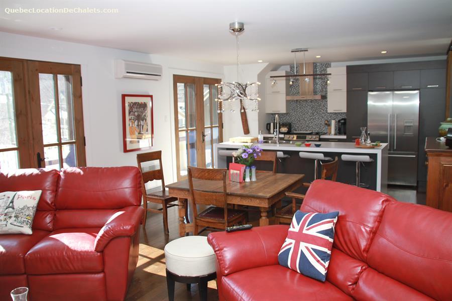 cottage rental Estrie/Cantons-de-l'est, Bromont (pic-5)