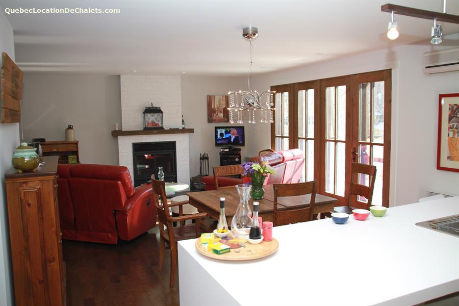 cottage rental Estrie/Cantons-de-l'est, Bromont (pic-6)
