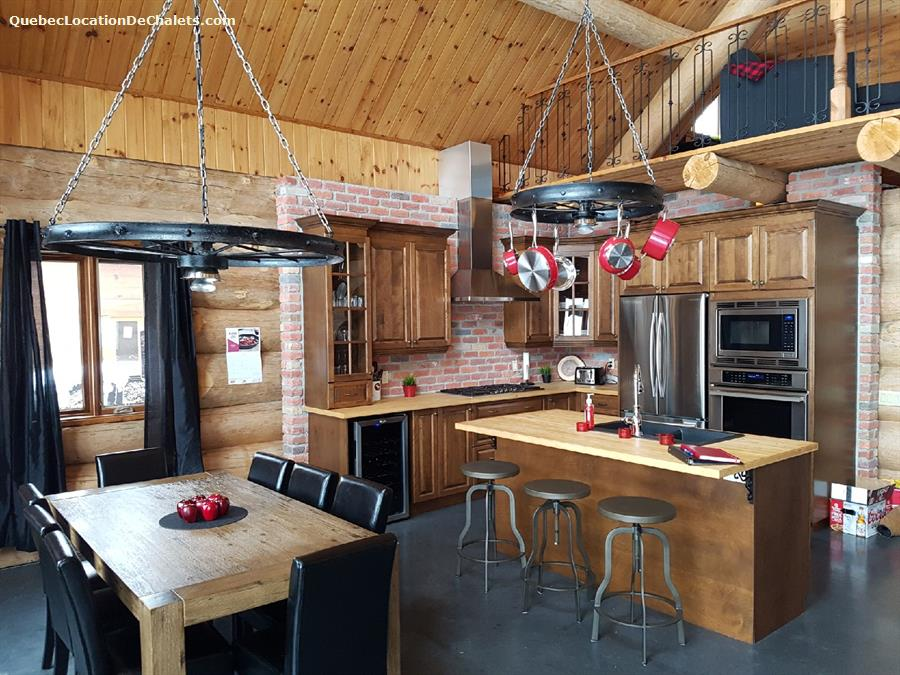 cottage rental Lanaudière, Saint-Côme (pic-5)