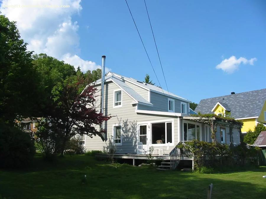 cottage rental Charlevoix, Saint-Joseph-de-la-Rive (pic-1)