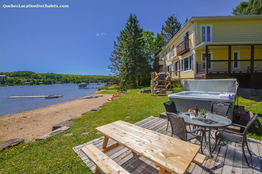 cottage rental Outaouais, Lac des Plages (pic-16)