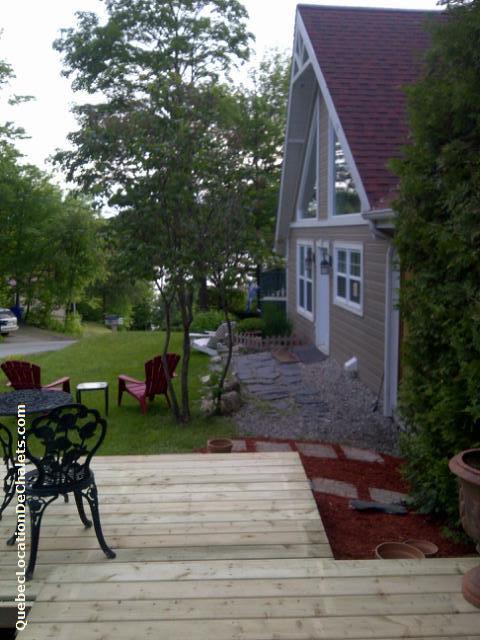 cottage rental Estrie/Cantons-de-l'est, Saint-Denis-de-Brompton (pic-3)