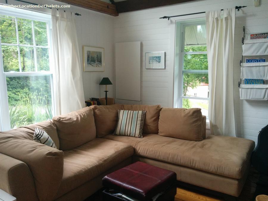 cottage rental Estrie/Cantons-de-l'est, Saint-Denis-de-Brompton (pic-6)