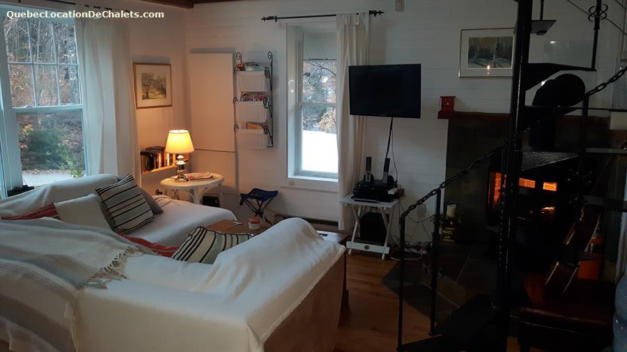 cottage rental Estrie/Cantons-de-l'est, Saint-Denis-de-Brompton (pic-7)