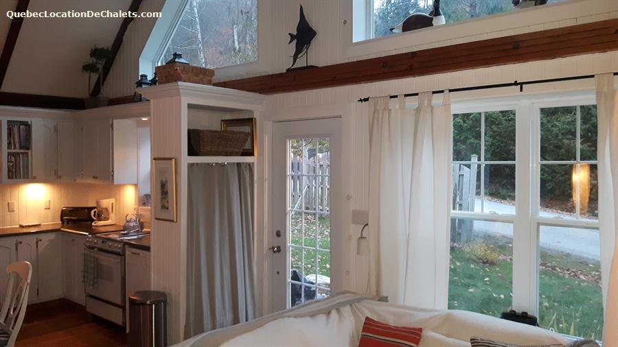 cottage rental Estrie/Cantons-de-l'est, Saint-Denis-de-Brompton (pic-9)